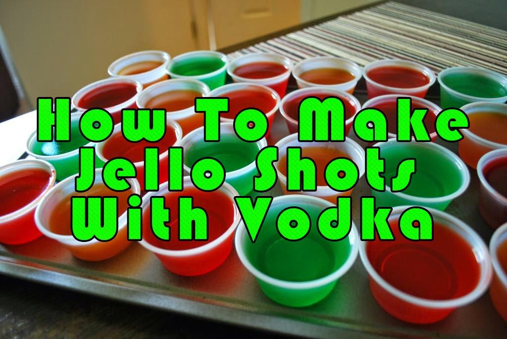 Vodka Jello Cake Recipe: How To Make Jello With Vodka