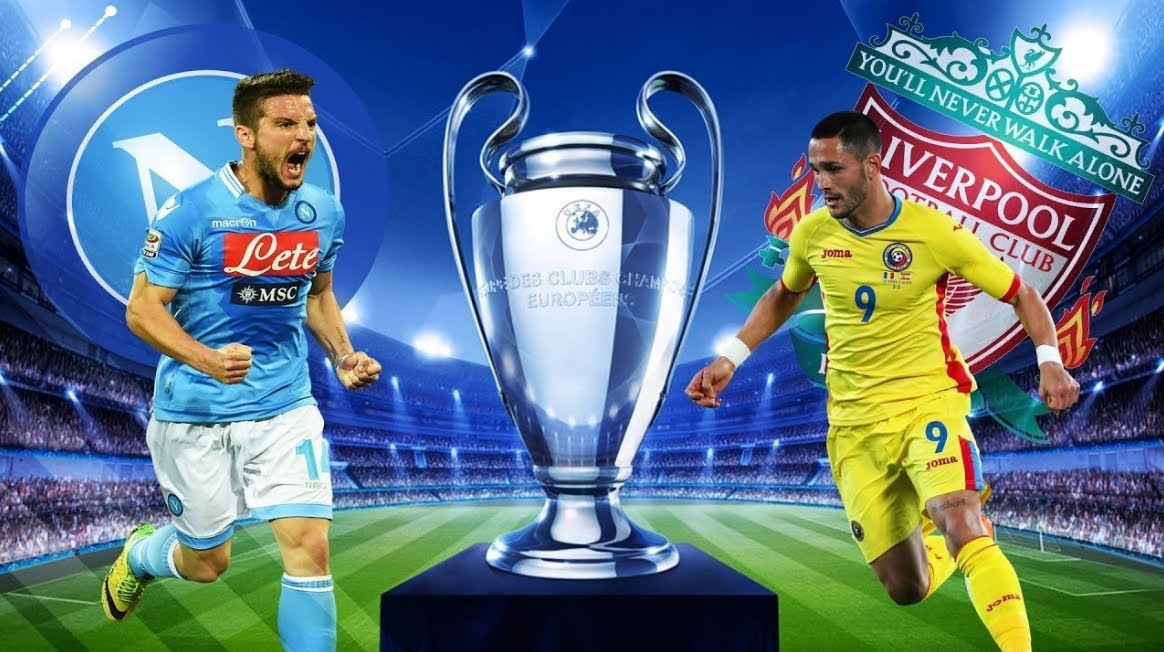 Vedere Napoli-Liverpool Streaming Gratis Rojadirecta.