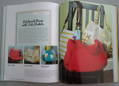 Sample page from Sewing Stylish Handbags & Totes by Choly Knight