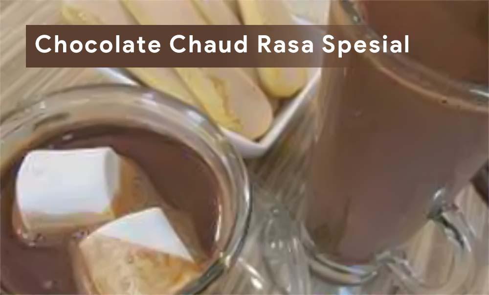 Chocolate Chaud Rasa Spesial Buat Santap Sahur Istimewa
