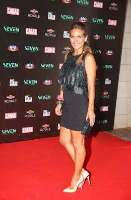 Liliana+Campos - Festa de Verão Sic/Caras na Seven 2014