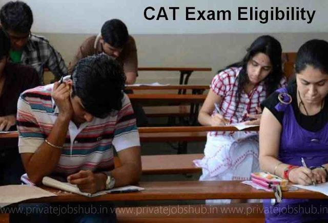 CAT Exam Eligibility