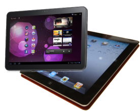 Duelling Tablets