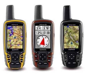Garmin GPSMAP 62S Manual