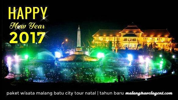 Paket Wisata Malang Batu City Tour Natal   Tahun Baru 2017 - malang travel agent