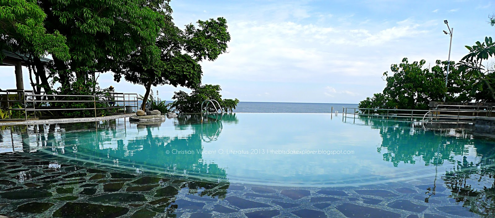 The Captivating Infinity Pool