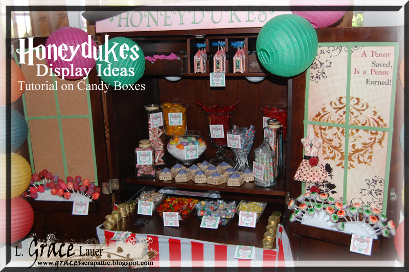 picture relating to Honeydukes Sign Printable titled Uniquely Grace: Honeydukes Sweet Exhibit - Harry Potter