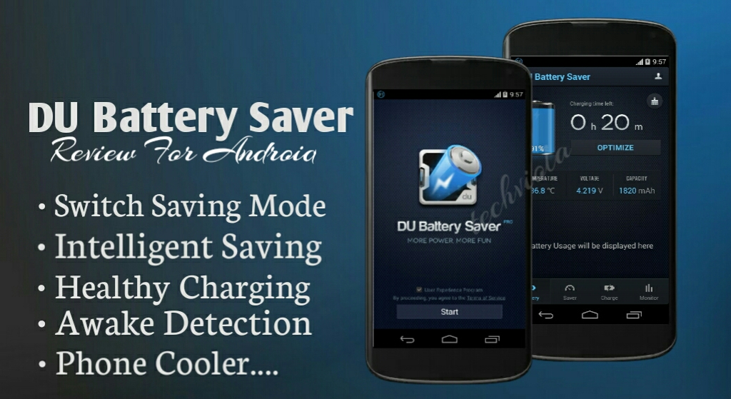 Du Battery Saver Review: The Best Battery Saving App For Android