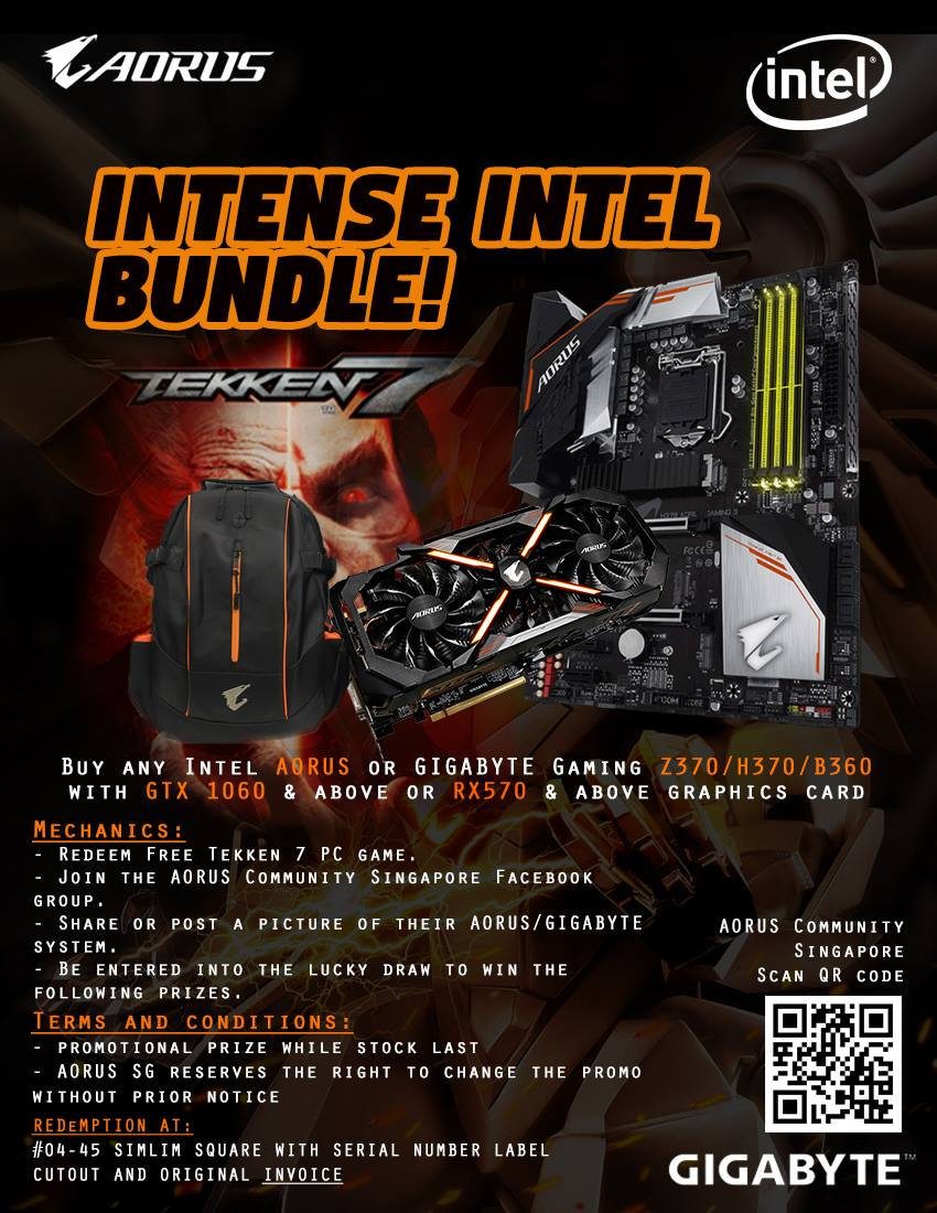 GIGABYTE H370, B360 and H310 motherboards are here in