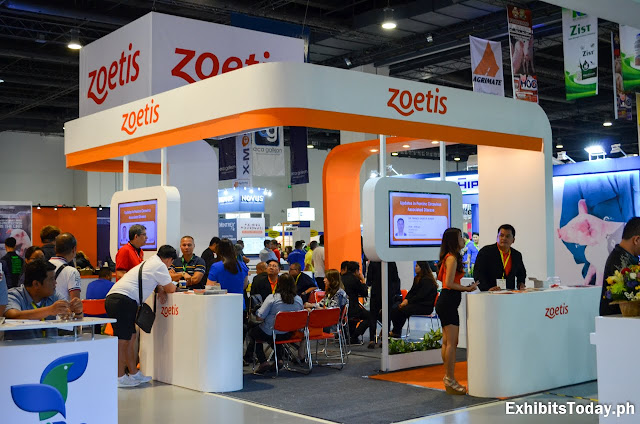 Zoetis Tradeshow Display