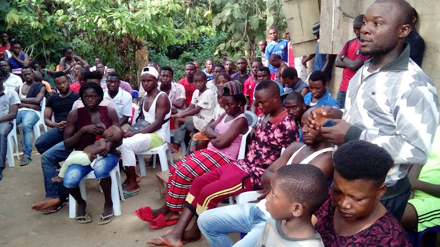 Image result for southern cameroons refugees in Nigeria