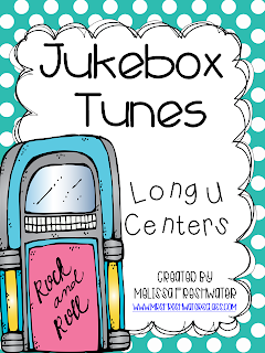 http://www.teacherspayteachers.com/Product/Jukebox-Tunes-Long-U-Word-Work-Centers-1551169