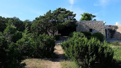 Casa a Arzachena de Marco Zanuso. 2018.
