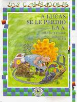 A Lucas se le perdió la A
