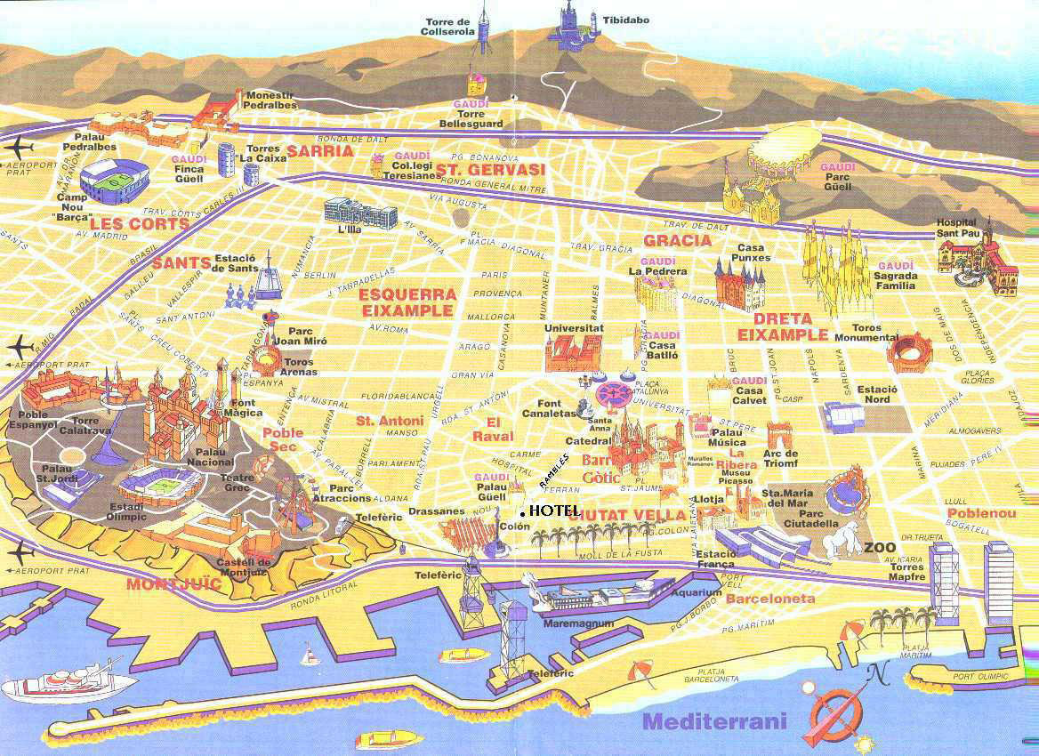Cartina Di Venezia Da Stampare