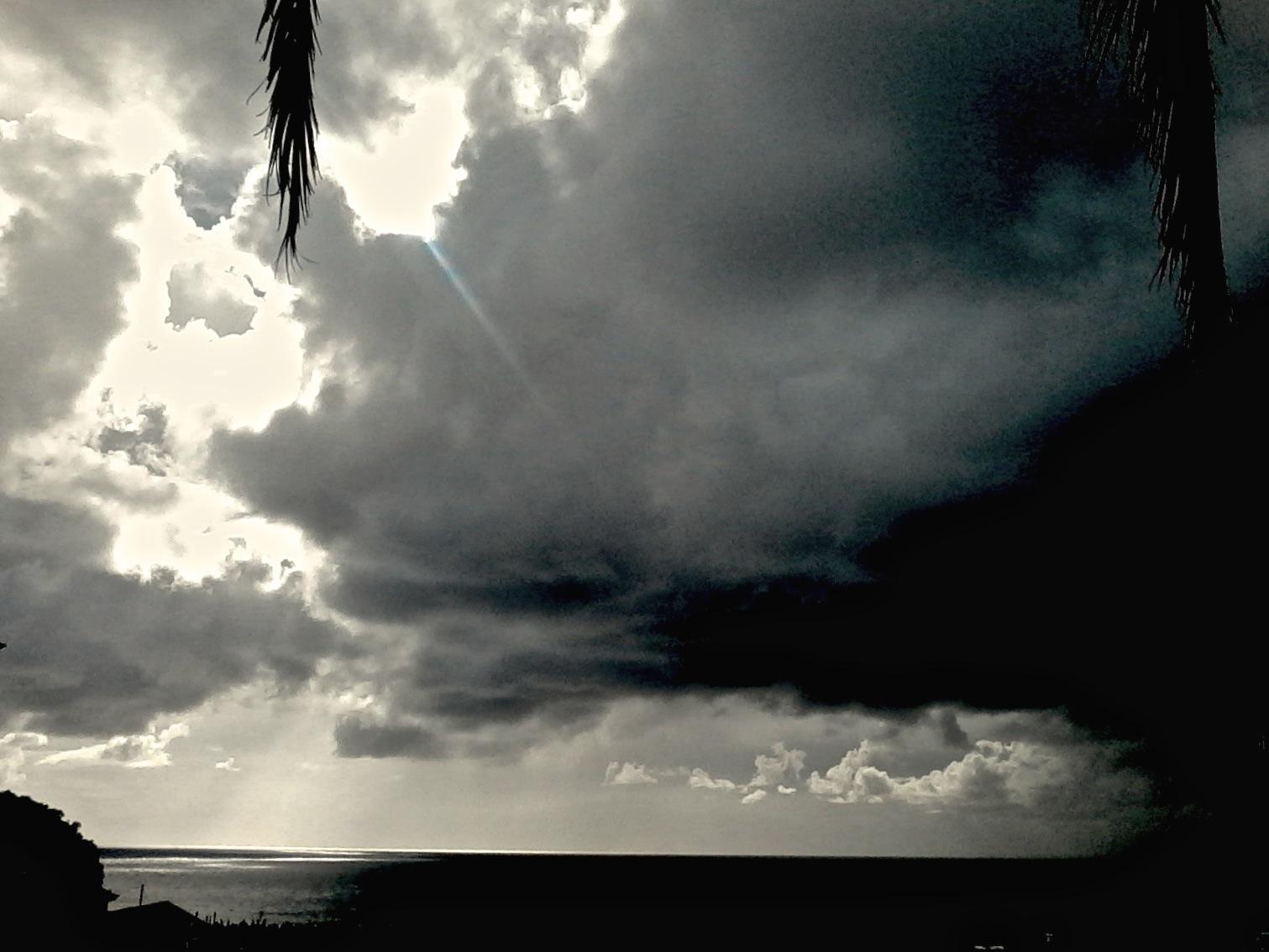Canary Islands Thunderstorm