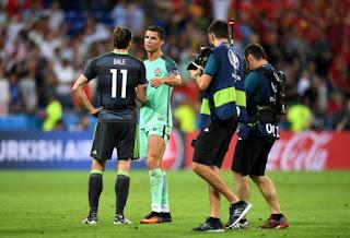 Ronaldo dan Bale - Peculiar Taruhan Bola Online