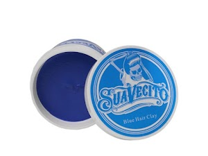 Pomade Suavecito Blue Hair Clay