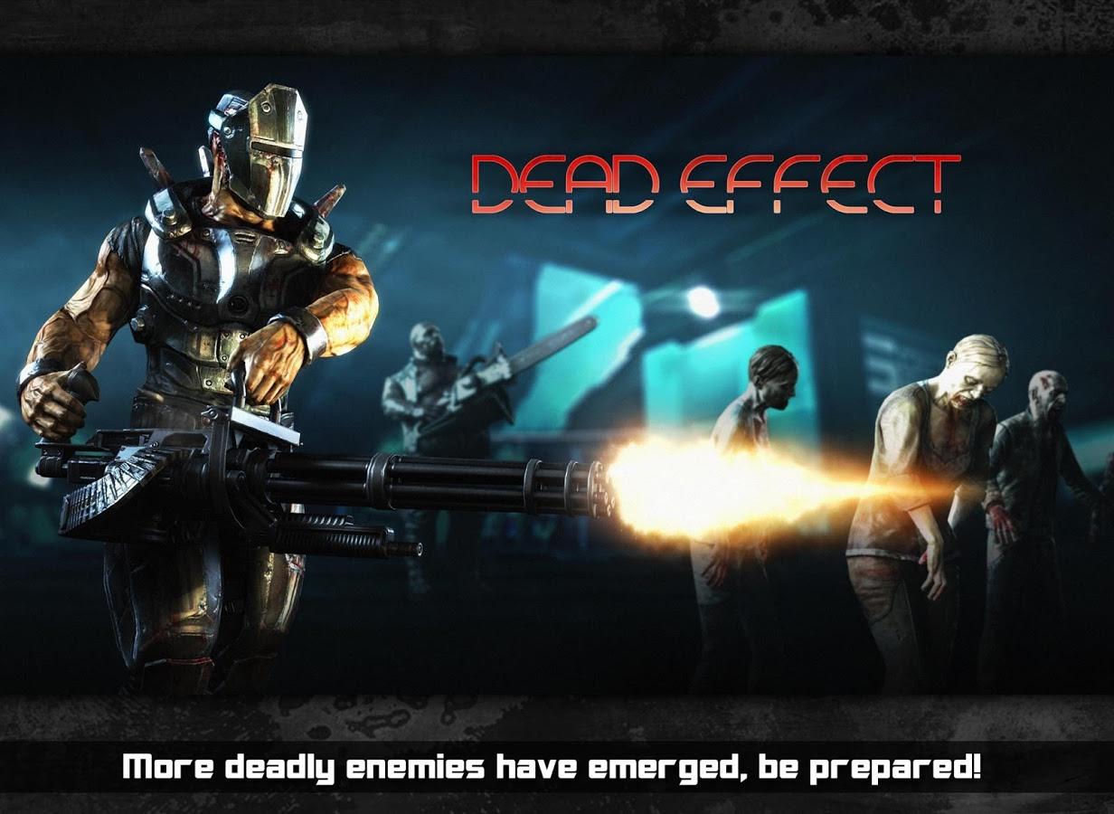 Dead Effect MOD APK terbaru