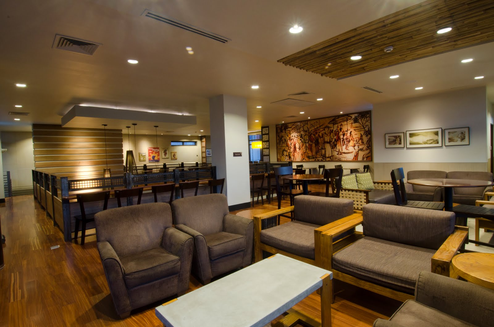 Starbucks intros new global store-design strategy