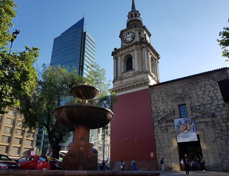 Igreja San Francisco, Santiago - Chile