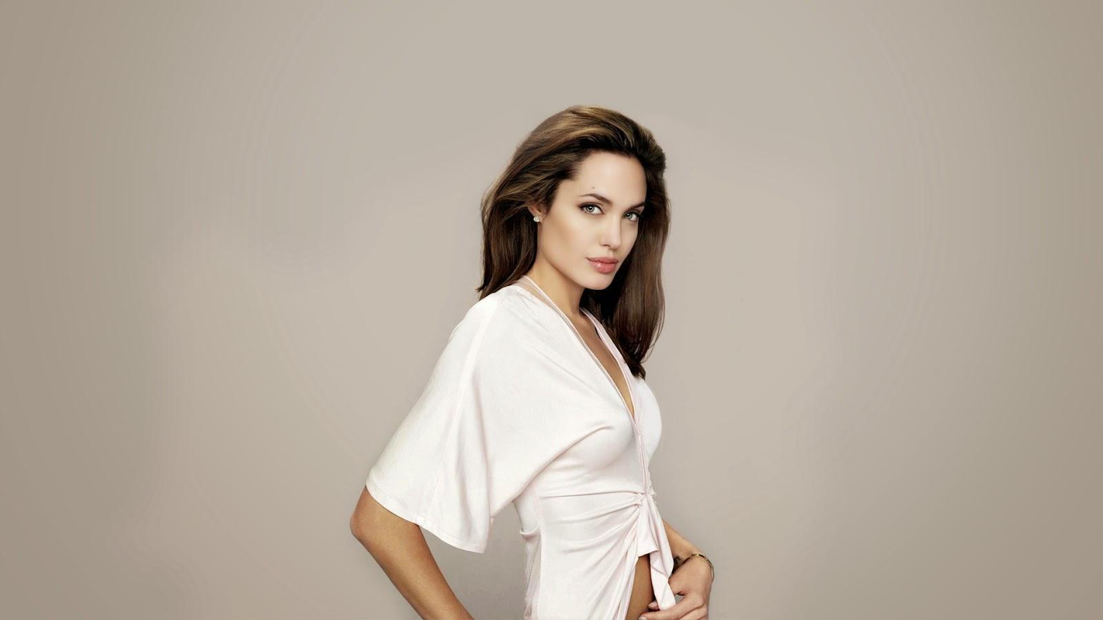 Angelina Jolie Hair Styles: Angelina Jolie Hairstyles 2014