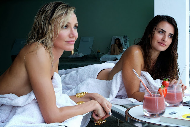 The Counselor ~ Cameron Diaz - Penelope Cruz | A Constantly Racing Mind
