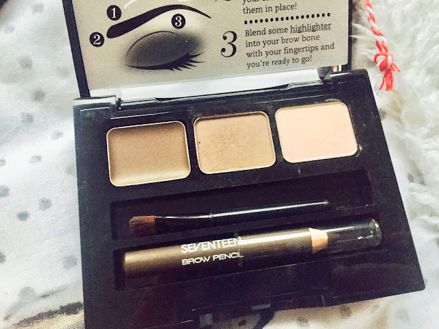 Seventeen Brows That Brow Kit