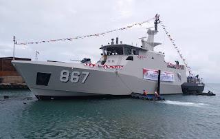KRI Albakora-867