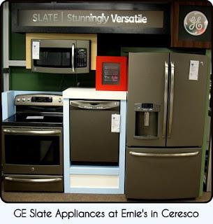 Ernie S In Ceresco Slate The New Quot It Quot Color For Appliances