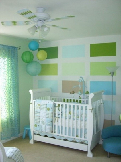 10 charming baby bedrooms 9