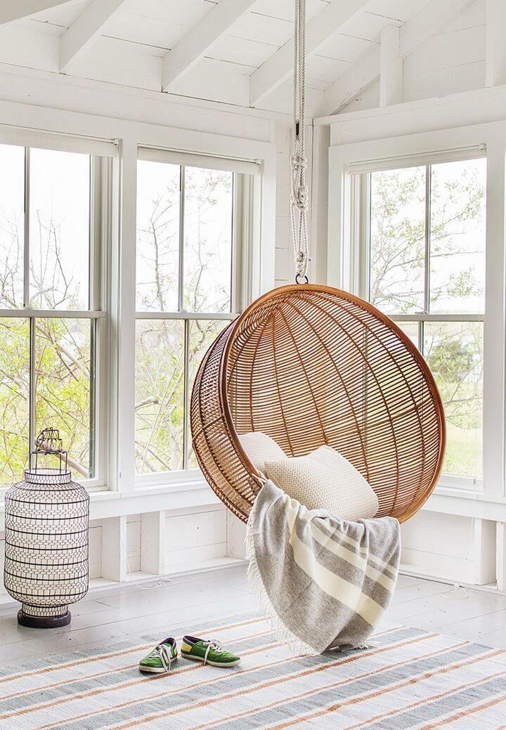 la fabrique d co fauteuils suspendus l 39 art du. Black Bedroom Furniture Sets. Home Design Ideas