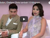 Ini Dia Video Chelsea Olivia Naik 10 Kg, Bikin Tercengang!