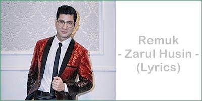 Remuk - Zarul Husin