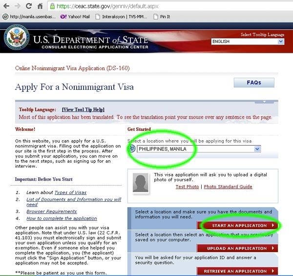 US Visa Reissuance Program (VRP) - Animetric's World