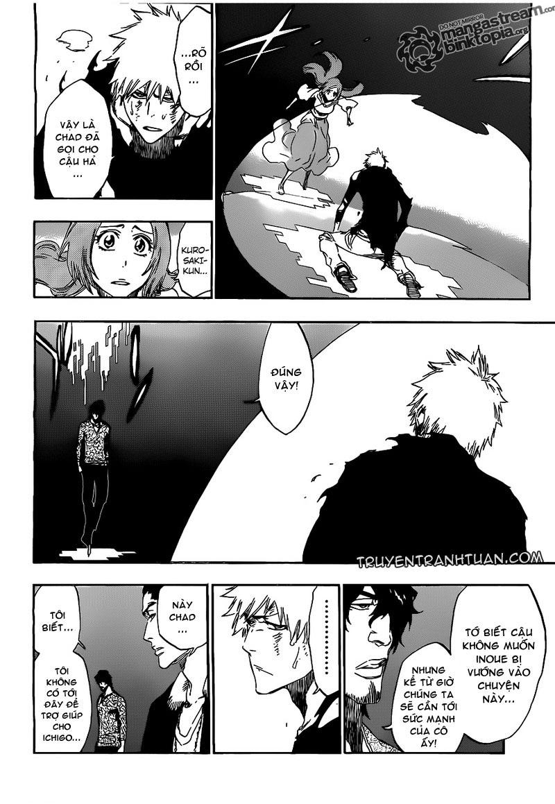Bleach chapter 449 trang 6