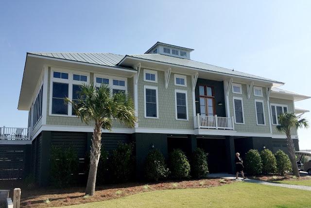Exterior View Of Stockton Home