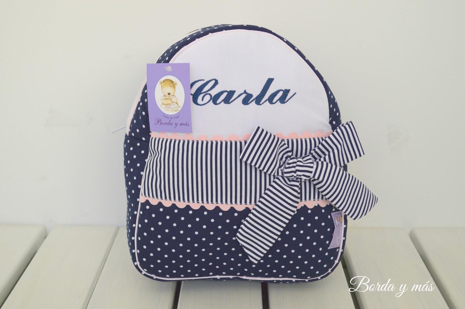 919ba2dde Bordaymás Complementos Infantiles | Sacos personalizados,bolsos de ...