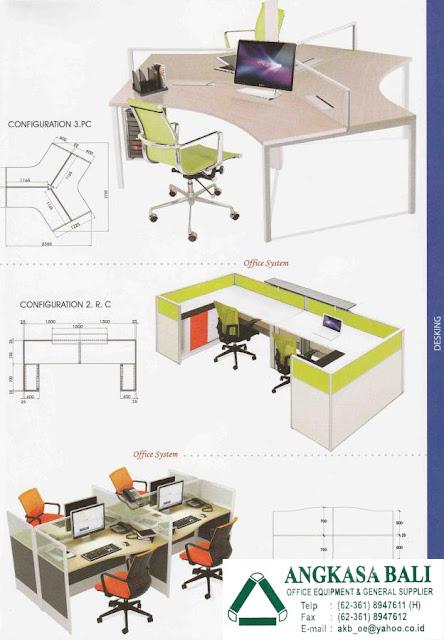 jual meja kantor minimalis jakarta
