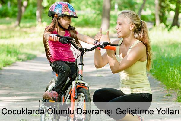 Çocuklarda Olumlu Davranışı Geliştirme Yolları