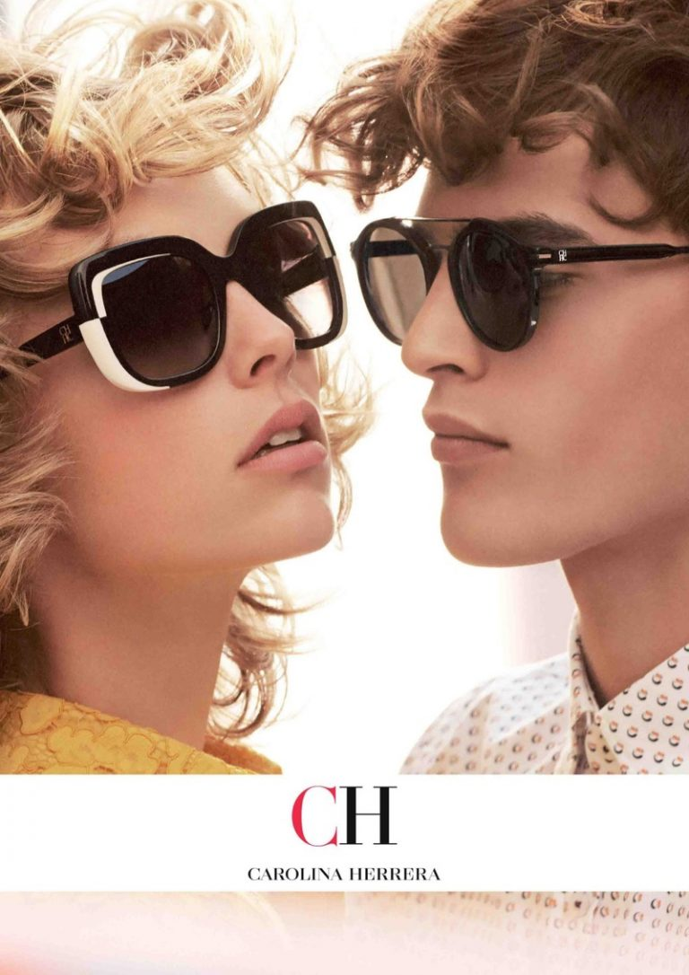 Carolina Herrera Fall 2018 Campaign