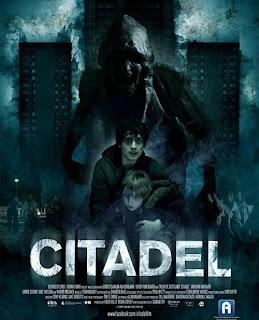 Poster de Citadel, ópera prima de Ciaran Foy
