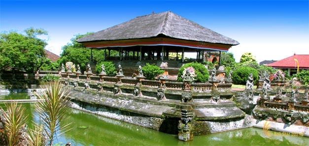 Kerta Gosa / Istana Klungkung