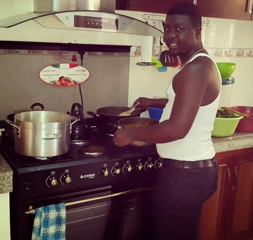 seyi law kitchen