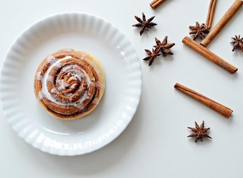 Cinnamon rolls - pachnące bułeczki cynamonowe
