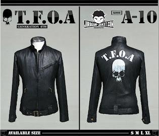 jas exclusive jaket kulit crows zero tfoa generation 6th (a 10) 1