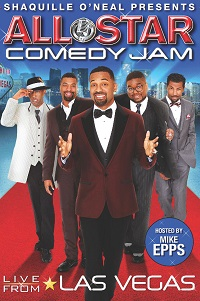 Watch Shaquille O'Neal Presents: All Star Comedy Jam – Live from Las Vegas Online Free in HD