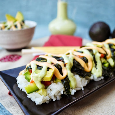 Lea S Cooking Quot Lazy Sushi Quot