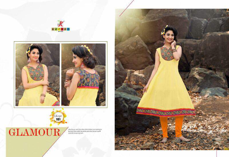 Saavya – Famous And Glorious Collection Of Kurti