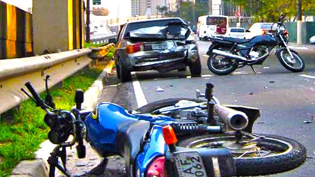 Em dois anos, 49 mil jovens foram vítimas de acidente no trânsito, segundo DPVAT